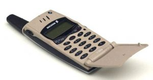 first mobile phone to have built-in Bluetooth wireless technology facts articles