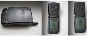 first mobile phone with touchscreen Display facts articles